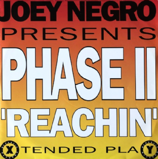 "Joey Negro Presents Phase II - Reachin' (12"") (VG/VG)"